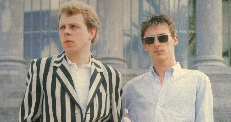 The Style Council:Paul Weller...
