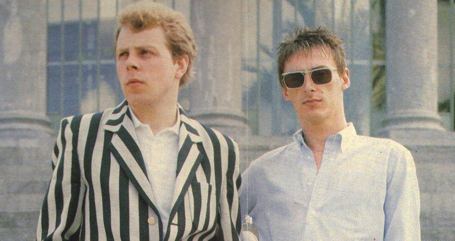 The Style Council:Paul Weller...