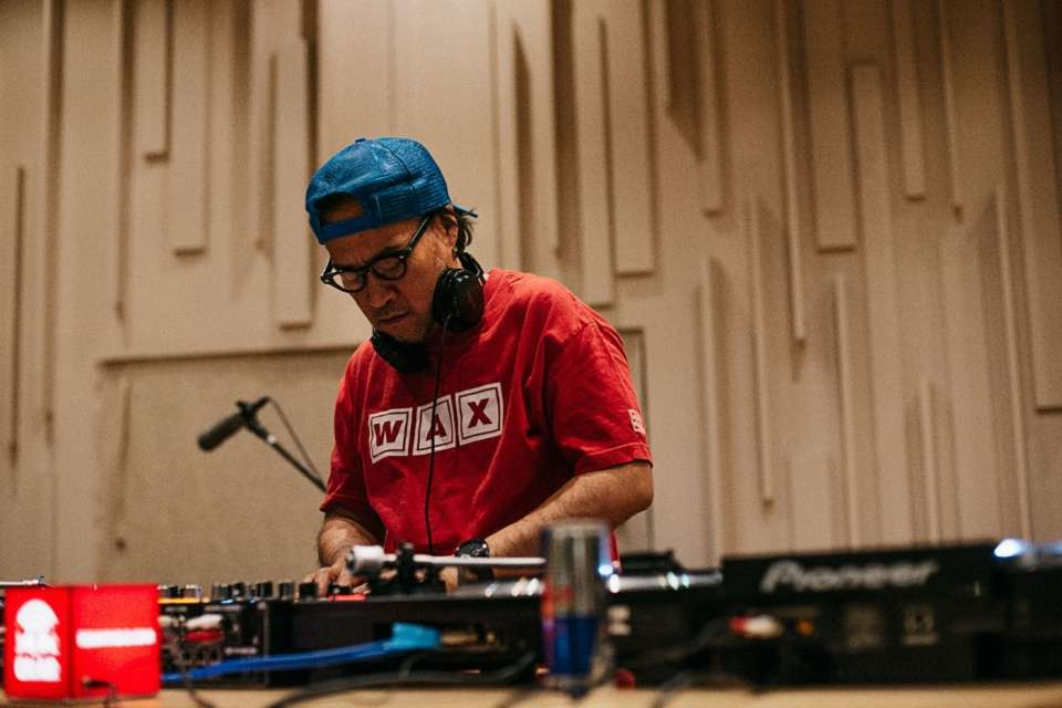 10 YEARS OF RBMA RADIO: LIVE FROM RED BULL STUDIOS TOKYO