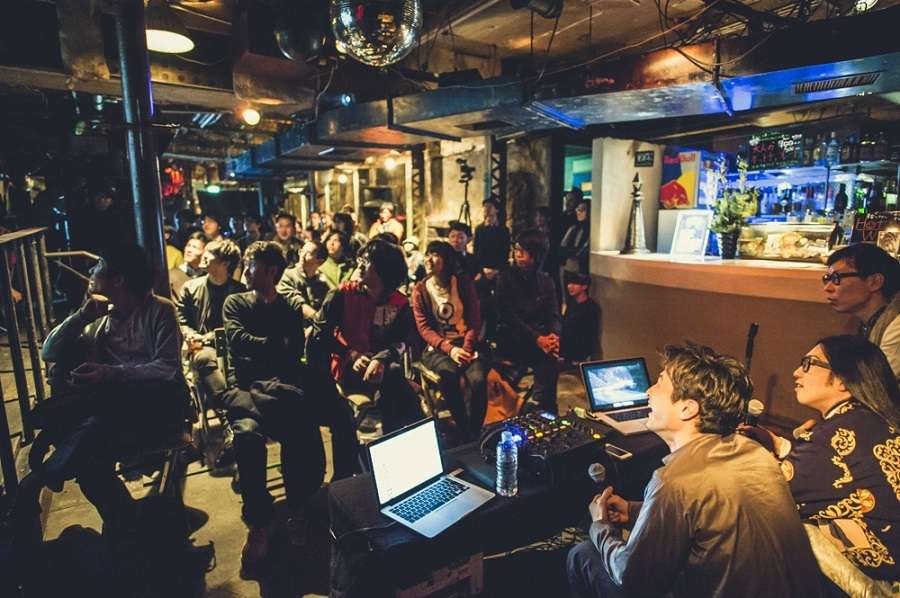 GALLAREY: RED BULL MUSIC ACADEMY WORKSHOP SESSION × メトロ大學