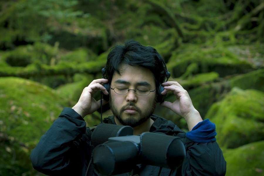 LAYERED MEMORIES -searching for sound with Yosi Horikawa-