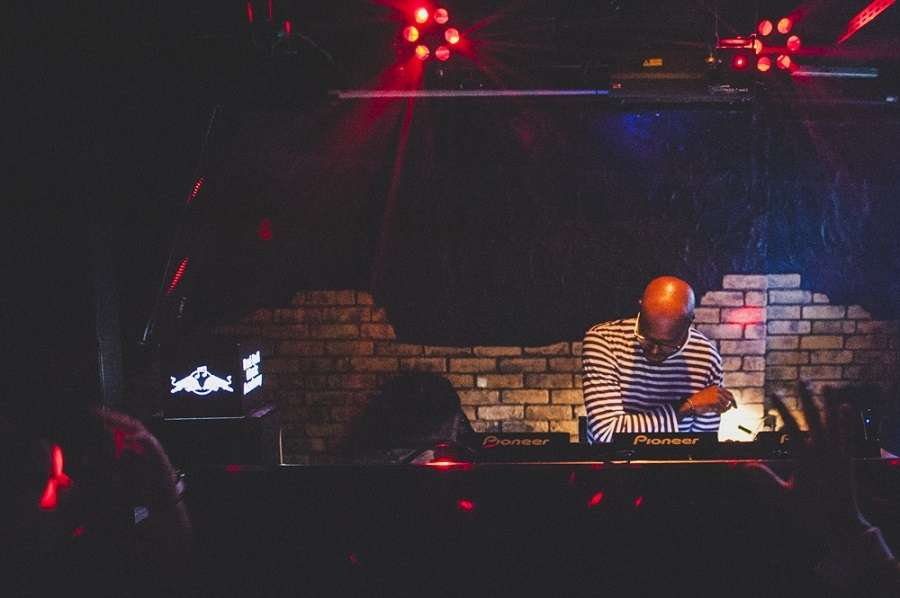 RBMA PRESENTS BLACK COFFEE JAPAN TOUR@Nagoya JB`S