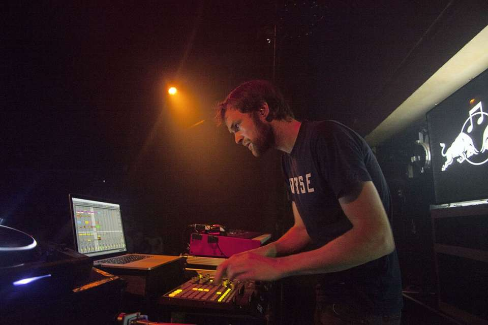 RBMA presents HOW GOOD IT IS! That's TODD TERJE – LIVE –