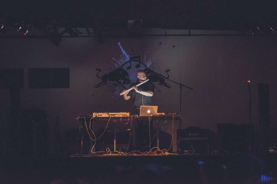 GALLERY: Red Bull Music Academy Presents Wails to Whispers