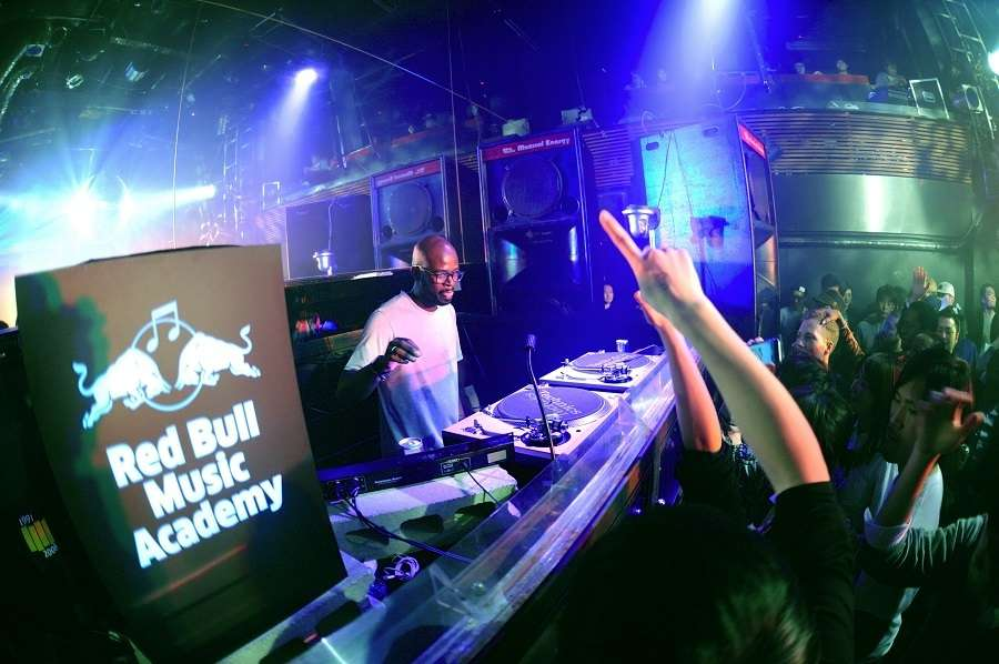 RBMA PRESENTS BLACK COFFEE JAPAN TOUR@Tokyo Air