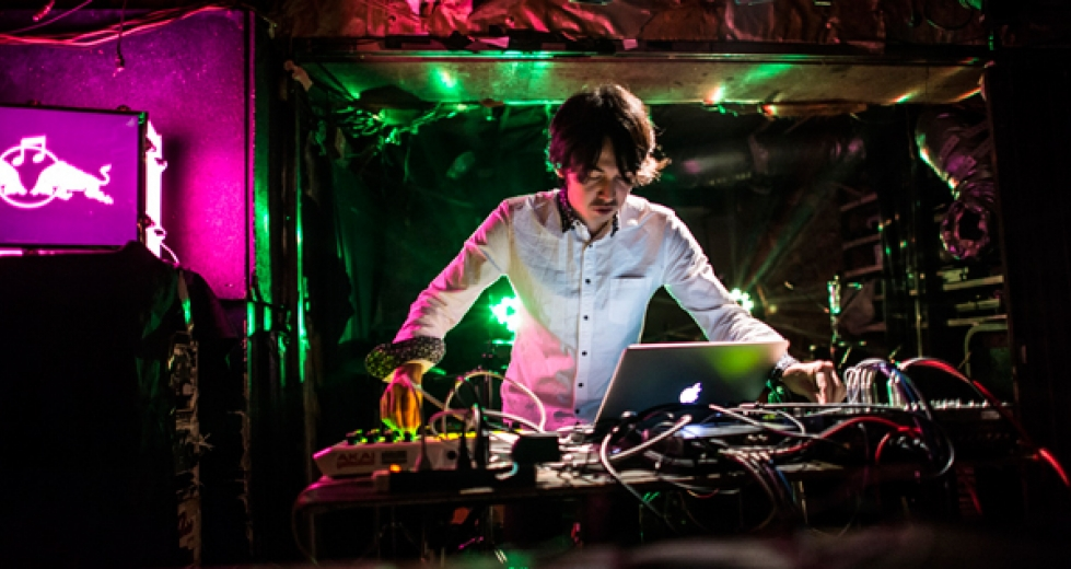 3/5 RBMA WORKSHOP SESSION FEAT. MARK FELL(SND) @METRO(京都)
